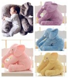 Baby Pillow Elephant Food Cushion Children Bedroom Bedding Decoration Bebe Bed Bed Car...