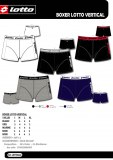 BOXER LOTTO VERTICAL HOMME