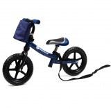 Kinderline MBC711.2: Vélo d'équilibre pour enfants Bleu