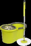 Cenocco CC-9057; Balai Serpillière Rotatif Tournant Essorage 360°  Vert