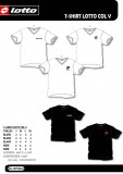 T-SHIRT LOTTO COL V