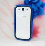 TOP VENTE! BUMPER souple Coque silicone pour Samsung Galaxy S3 i9300 Galaxy SIII
