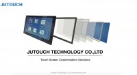 Capacitive Touch Screen 2.8'' - 32''