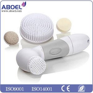 Shenzhen Skin Care Product FDA 510K Electric Rotating Skin Cleansing Brush