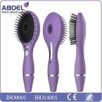 New Products Looking for Distributor Battery Operated Vibrating Masasge Ionic Hair Comb