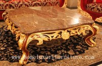 Coffee table supplier marble coffee table antique table living room furniture AC-268A
