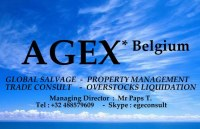 Regular availability for Overstocks & Salvage Liquidation