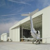 Steel Aircraft Hangar with CE in China for sale