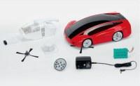 Car Styling robotic vacuum cleaner HS-QQ4