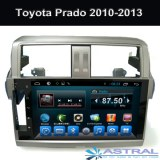 2 Din Car DVD GPS Navigation Bluetooth Wifi Toyota Prado 2013
