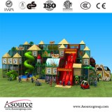 Childrens indoor play equipment with indoor climbing toys&jungle gyms for preschool ind...