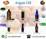 Organic , pure Argan oil 30 ml / 1 fl Oz with dropper in private labeling service