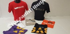 T-shirts homme GAS