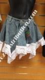 Jupes jeans Frere 2 : 1 lot acheté = 1 lot offert