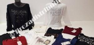 T-shirts femme ml Kaporal