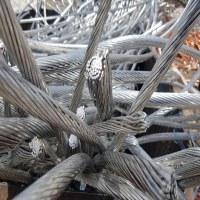 Aluminium Wire / Cable Scrap 99.99% For Sale