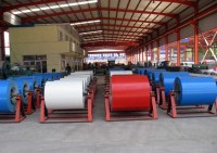 Colour coated steel galvanized steel
