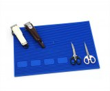 "Magnetic Barber Tools Mat Anti slip 19"" x 13"" Perfect PVC Beauty Salon Barbershop Tools..."