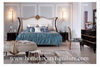 Antique Bedroom furniture bedroom sets Kingbed Solid wood Bed classic bed sets TA-001