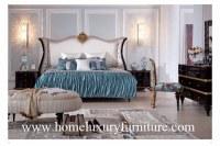 Antique Bedroom furniture bedroom sets Kingbed Solid wood Bed classic bed sets TA-001