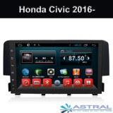 Best Auto Radio GPS Navigation System Wholesale Honda Civic 2016 2017