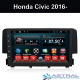 Best Auto Radio GPS Navigation System Wholesale Honda Civic 2016 2017
