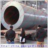 Large capacity hot sale wet process cement rotary kiln sold to Korakul