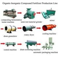 High-quality Organic Granulated Fertilizer Production Machine