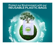 Biodegradable bags manufacturer