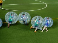 Bubble Voetbal,Bubbel Voetbal