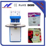 High quality plastic and paper card heat sealing machine for toy