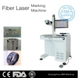 20watt desktop fiber laser marking machine for metal