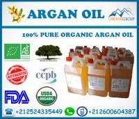 100% Pure Organic Bulk argan oil.