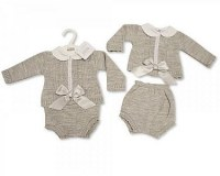Knitted Baby 2 Pieces Set