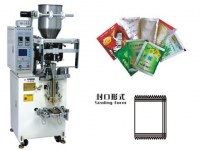 100-1000g,4-40oz granule/powder bag filling and packing machine with Volumetric Cup Filler