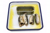 CANNED SARDINES IN VEGETABLE OILS 125G SUPPLIER