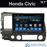 2 Din Car Stereo Big Screen Navigation Honda Civic 2006-2011 Radio Player