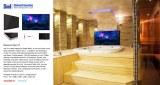 """21.5"""" Waterproof Smart TV"""