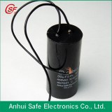 Capacitor cbb60 for washin machine use made in china
