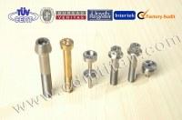 CDM Titanium fasteners, Titanium machining parts, Titanium screw, Titanium bolt