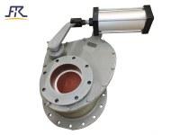Pneumatic Ceramic Rotary Disc Gate Valve,ceramic gate valve,Pneumatic Ceramic Lined Rot...