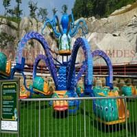 Hot sale amusement park jumping octopus fairground rides