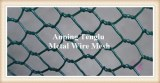 Green Coated Chicken Wire
