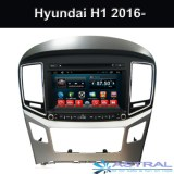 China Supplier Hyundai H1 Central Entertainment Dvd Player 2017 2016