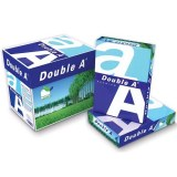 Double A Double Quality copy Paper A4 80GSM/75GSM/70GSM 102-104% for sale