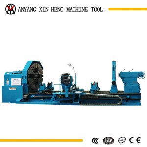High stability CKH61125 swing over bed 1250mm metal heavy duty lathe machine price