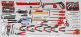 Palette Facom Pinces multiprises à verrouillage