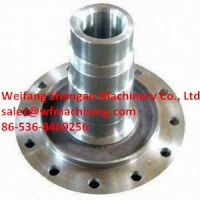 Drawing Cylinder Head CNC Parts for Cylinder