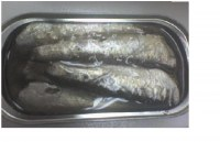 Canned anchovies in vegetable oil ¼ bottle club