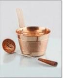 Copper Sauna Bucket
